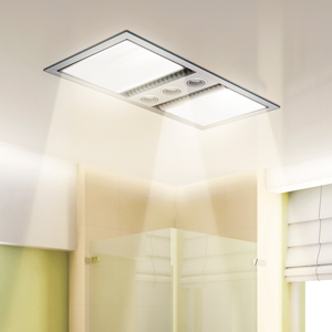 Hans Bathroom Heating Lamp
