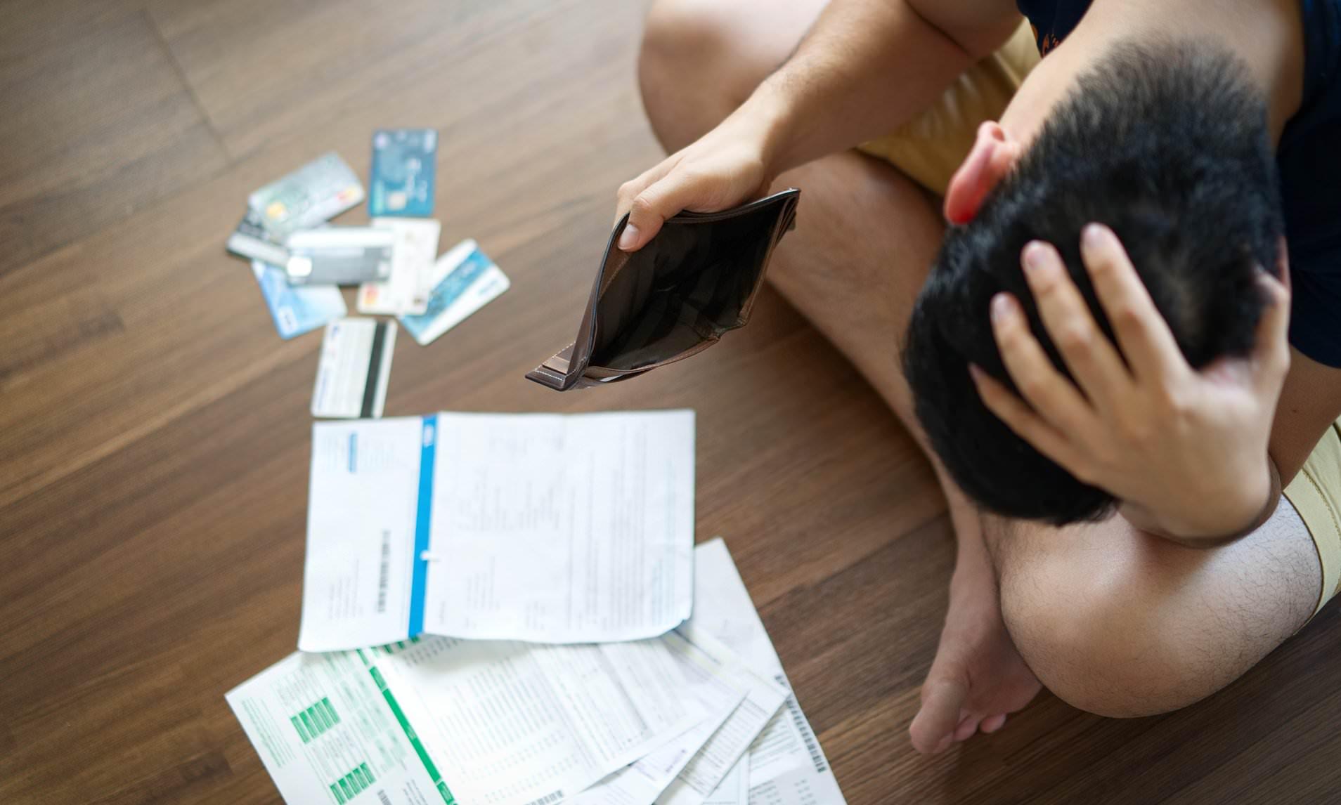 personal debt relief