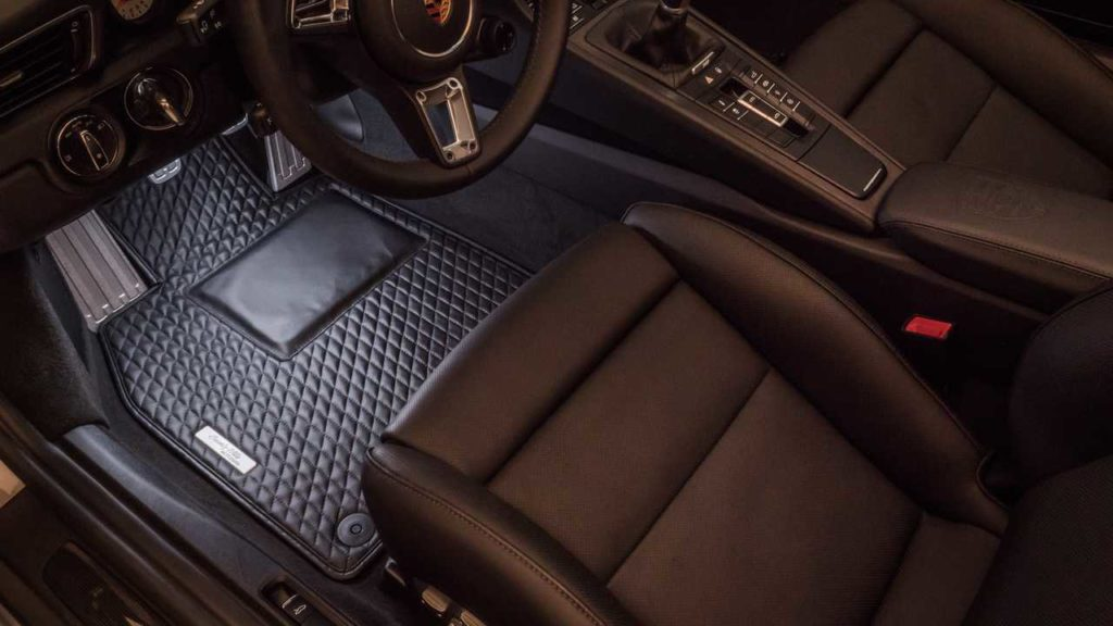 hire car floor mats