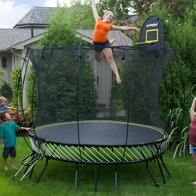 Essential data on types of trampolines