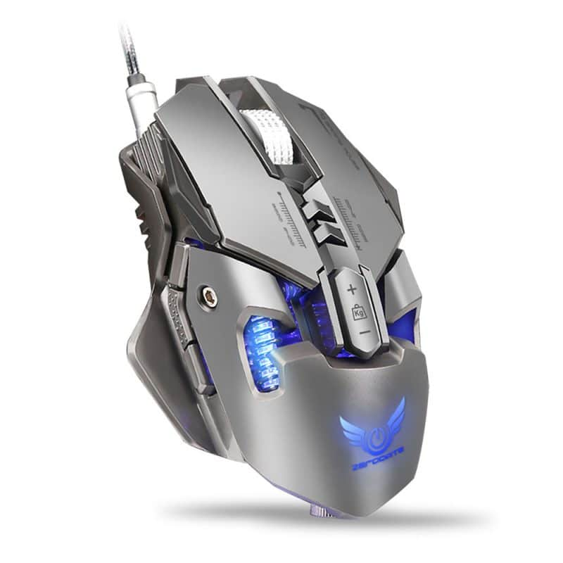 mouse review