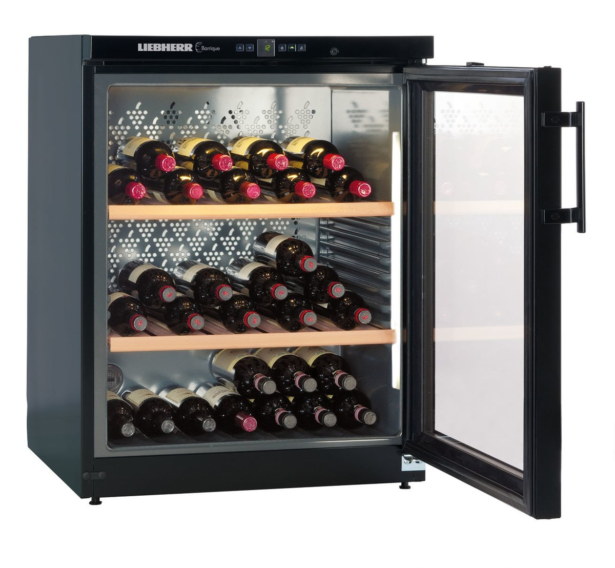 custom wine fridge